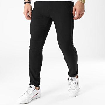 Uniplay - Pantalon Chino 12 Noir