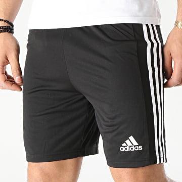 Adidas Performance - Short Jogging A Bandes GN5776 Noir