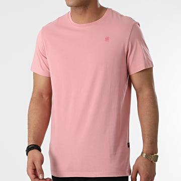 G-Star - Tee Shirt Oversize Lash D16411-336 Rose