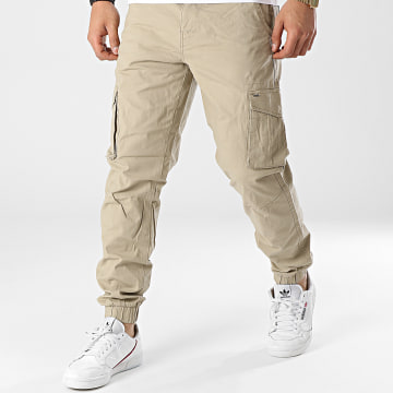 Only And Sons - Jogger Pant Mike Life Cargo Beige