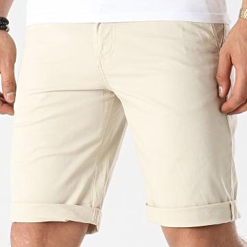 Solid - Short Chino 21104824 Beige
