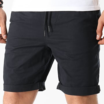 Solid - Short Chino 21104825 Noir