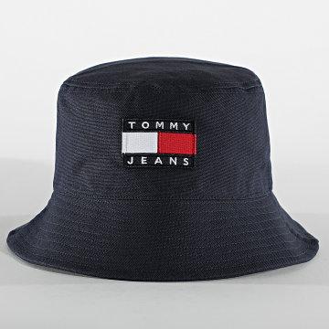 Tommy Jeans - Bob Heritage Bucket 9766 Bleu Marine