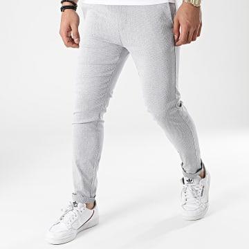 Uniplay - Pantalon Chino 08 Gris Clair