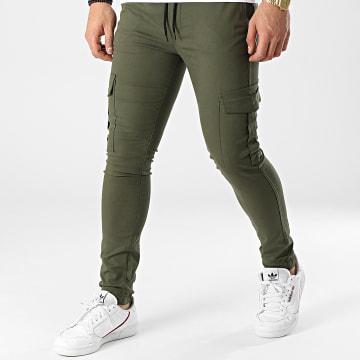 Uniplay - Jogger Pant 014 Vert Kaki