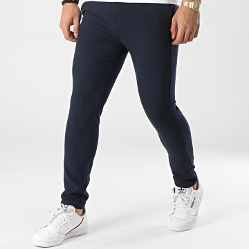 Uniplay - Pantalon Chino 12 Bleu Marine