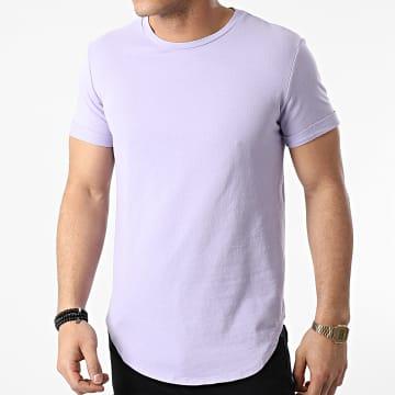 Uniplay - Tee Shirt Oversize UY601 Lavande