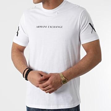 Armani Exchange - Tee Shirt 3KZTGQ-ZJH4Z Blanc