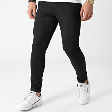 Armita - Pantalon Chino JS-7149 Noir