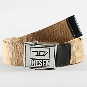 Diesel - Ceinture X07760-P1831 Beige
