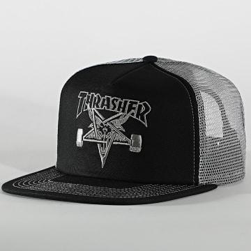 Thrasher - Casquette Trucker Skategoat Noir