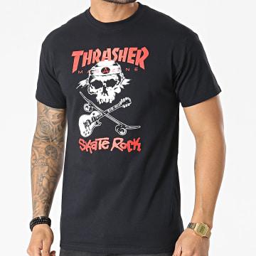Thrasher - Tee Shirt THRTS023 Noir