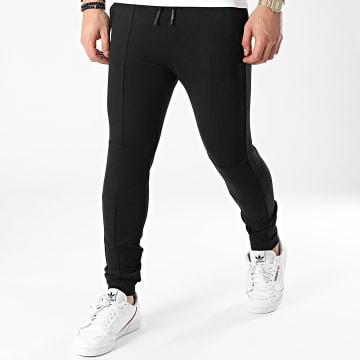 Armita - Pantalon Jogging JS-7136 Noir