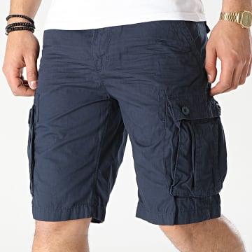 Kaporal - Short Cargo Korg Bleu Marine