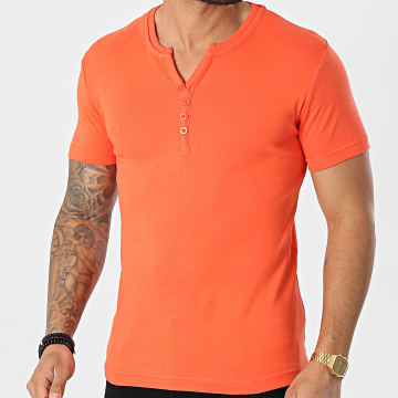 La Maison Blaggio - Tee Shirt Theo C Orange