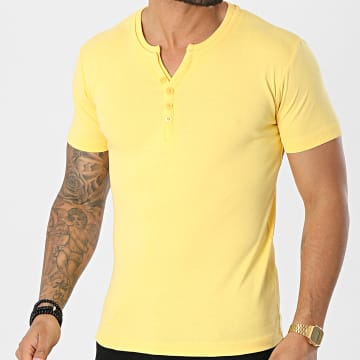 La Maison Blaggio - Tee Shirt Theo C Jaune