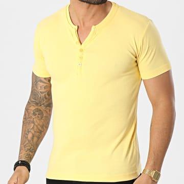 La Maison Blaggio - Tee Shirt Theo D Jaune