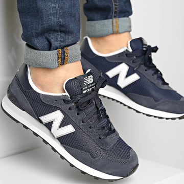 New Balance - Baskets Lifestyle 515 ML515RSB Navy