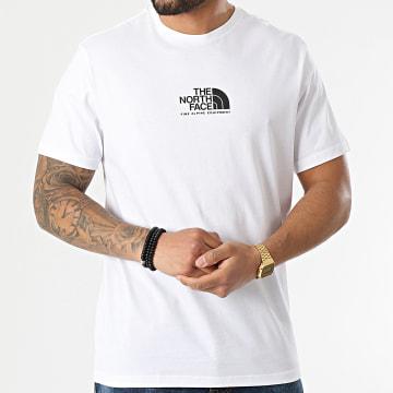 The North Face - Tee Shirt Fine Alpine Equipment 3 A4SZULA9 Blanc