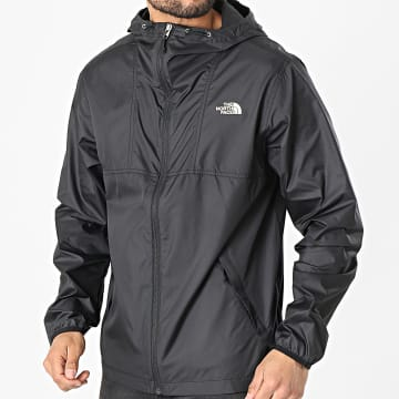 The North Face - Coupe-Vent Cyclone A55STJK3 Noir