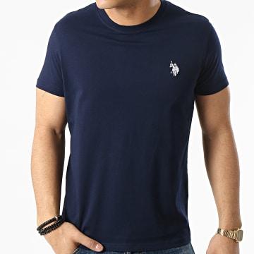 US Polo ASSN - Tee Shirt Sunwear Basic Bleu Marine