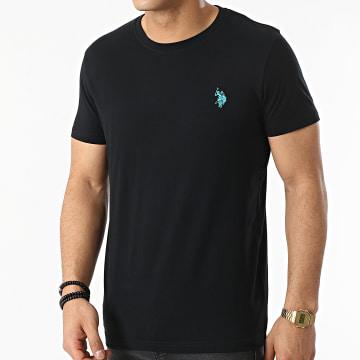 US Polo ASSN - Tee Shirt Sunwear Basic Noir