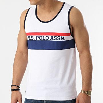 US Polo ASSN - Débardeur 16760189-50313 Basic Blanc