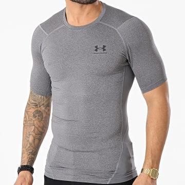 Under Armour - Tee Shirt 1361518 Gris Chiné