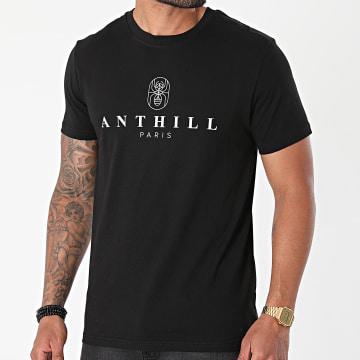 Anthill - Tee Shirt Ant 2021 Noir Blanc