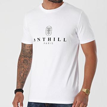 Anthill - Tee Shirt Ant 2021 Blanc Noir