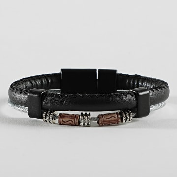 Black Needle - Bracelet BBN-421 Noir