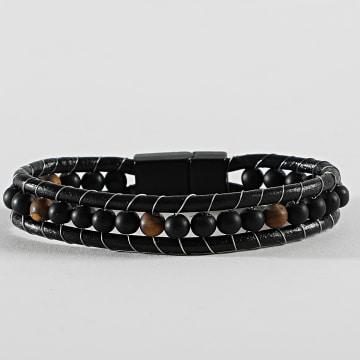 Black Needle - Bracelet BBN-425 Noir