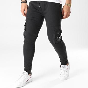 Brave Soul - Pantalon Jogging Chelsea Noir