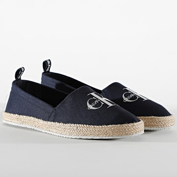Calvin Klein - Espadrilles Femme Printed Co 0035 Night Sky