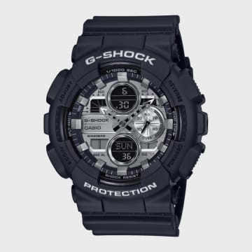 Casio - Montre G-Shock GA-140GM-1A1ER Noir
