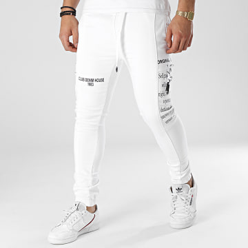 Classic Series - Jogger Pant DH-3368-1 Blanc