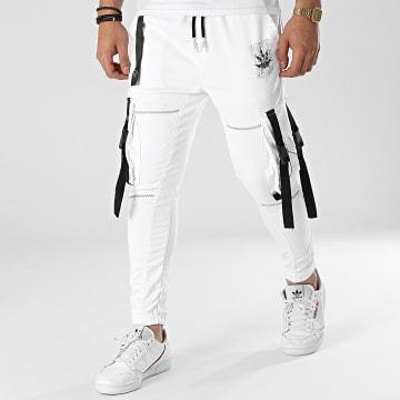 Classic Series - Jogger Pant DH-4021-1 Blanc
