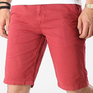 MTX - Short Chino 5280 Rouge