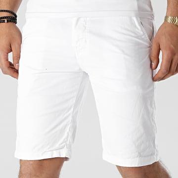 MTX - Short Chino 5280 Blanc