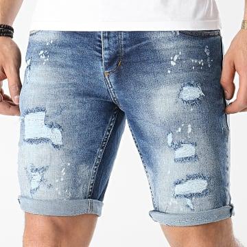 Classic Series - Short Jean 3065_1 Bleu Denim