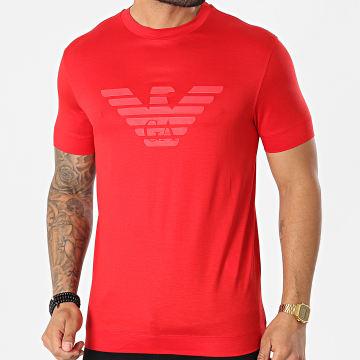 Emporio Armani - Tee Shirt 3K1TAG-1JUVZ Rouge
