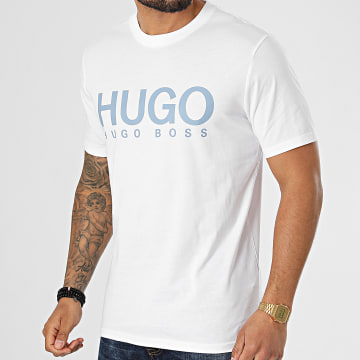 HUGO - Tee Shirt Dolive 212 50447980 Blanc