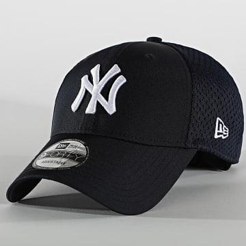 New Era - Casquette Trucker 9Forty Team Arch 60112647 New York Yankees Bleu Marine