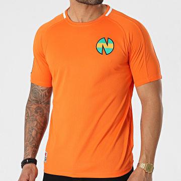 Okawa Sport - Tee Shirt De Sport Price Orange