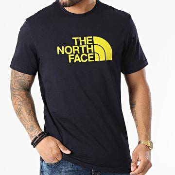 The North Face - Tee Shirt A2TX3XE3 Bleu Marine
