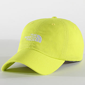 The North Face - Casquette Norm 3SH3 Jaune Fluo