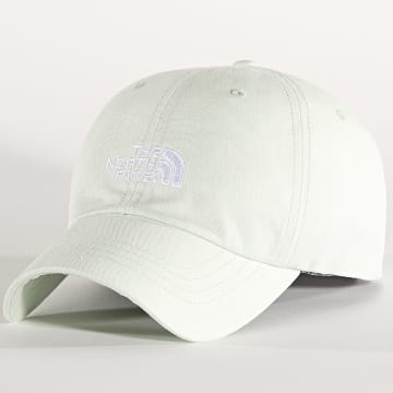 The North Face - Casquette Norm 3SH3 Vert Clair
