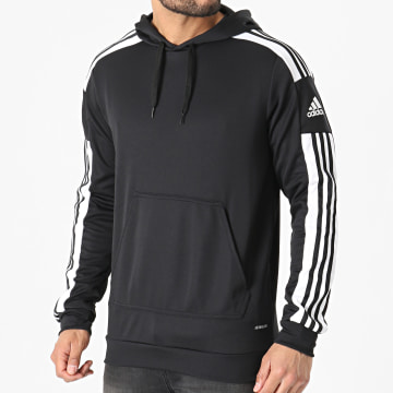 Adidas Performance - Sweat Capuche Squad 21 GK9548 Noir