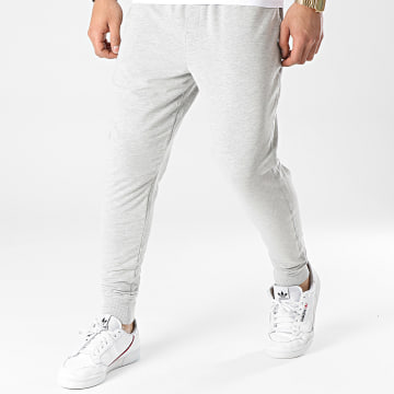 Calvin Klein - Pantalon Jogging NM2092E Gris Chiné