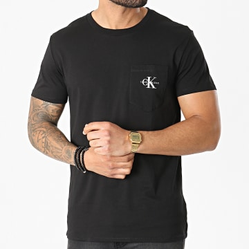 Calvin Klein - Tee Shirt 7294 Noir